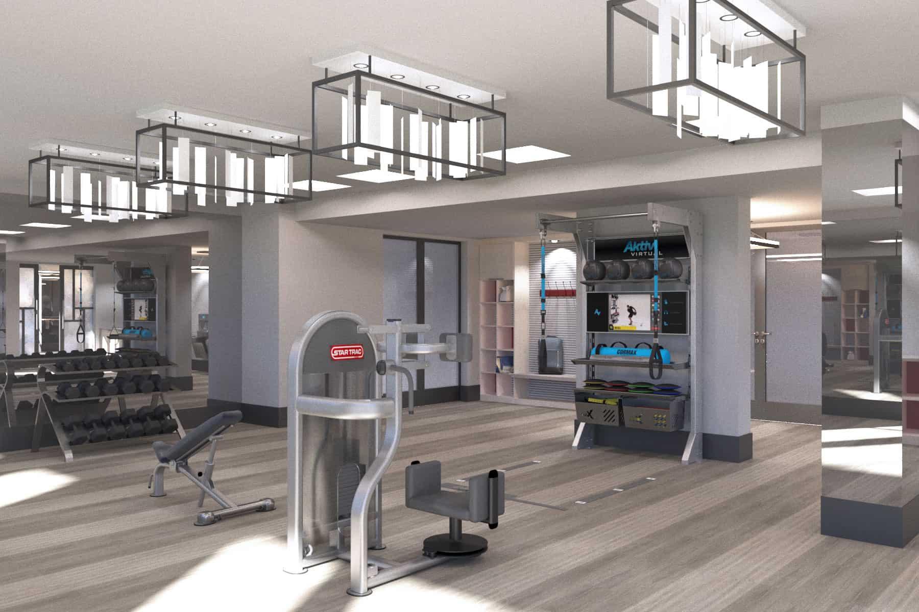 580 Anton Fitness Center