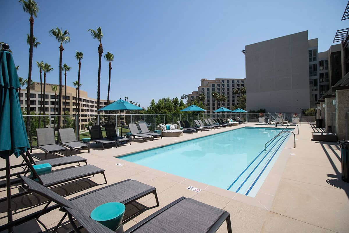 580 Anton Resort Style Pool Deck
